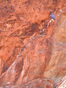 Rock Climbing Photo: Red Rocks - Some other nice line