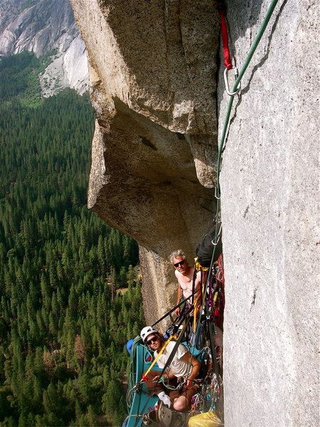 "Rock Climbing Photo: Hangin out on ""Electric Lady Land"""