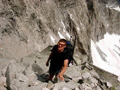 Rock Climbing Photo: mild exposure.