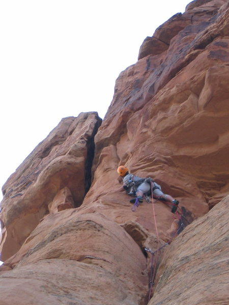 At the traverse on p3.