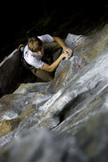 Rock Climbing Photo: Underdog.