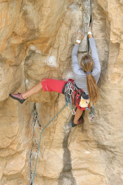Rock Climbing Photo: Trojan, Arapiles