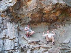 Rock Climbing Photo: Rocktown, little bouldering