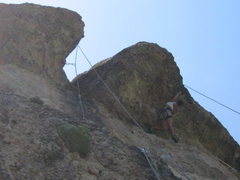 Rock Climbing Photo: ten sleep