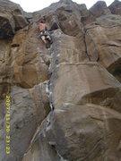 Rock Climbing Photo: Talik.