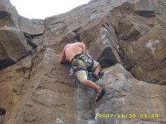 Rock Climbing Photo: Talik