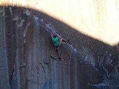 Rock Climbing Photo: Penitente