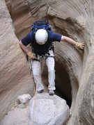 Rock Climbing Photo: Buckwater Draw, Dinosaur National Monument