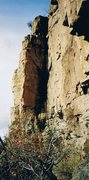 Rock Climbing Photo: Lots of good routes here...
