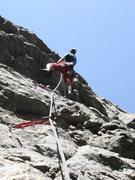 Rock Climbing Photo: Mission wall