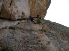 Rock Climbing Photo: Skinner mountain