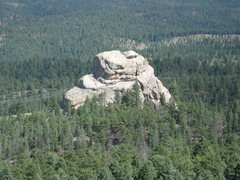 Rock Climbing Photo: Another huge pile of rock that you walk by off of ...