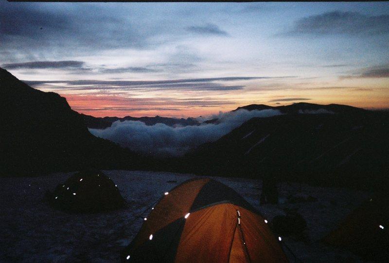 Mount Rainier 2008