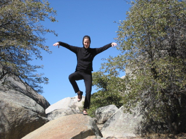 Rock Climbing Photo: Prescott National Forest, AZ.