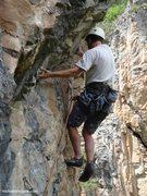 Rock Climbing Photo: Clip 3.