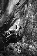 Rock Climbing Photo: Jay Conway, Riviera