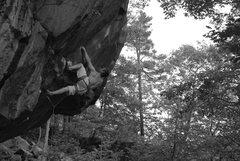 Rock Climbing Photo: Dan Kochis, Riviera