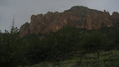 Rock Climbing Photo: Elysian during the Monsoons, climb early and enjoy...