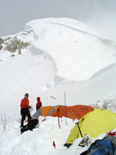 Camp 3 (High Camp)
