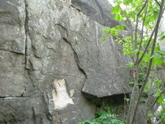 Rock Climbing Photo: Right side of the Ultimate Block.
