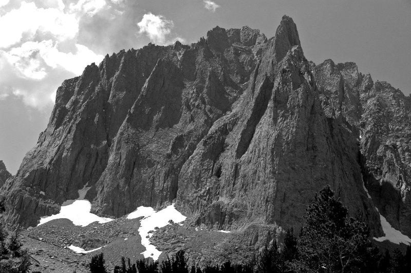 Rock Climbing Photo: Temple Crag.