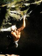 Rock Climbing Photo: pop tart - v3 - pemberton, bc