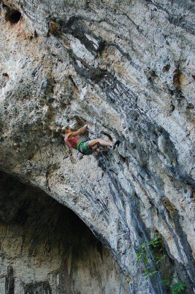 Rock Climbing Photo: Robyn Erbesfield