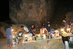 Rock Climbing Photo: Junk-show camping at the Alabama Hills.