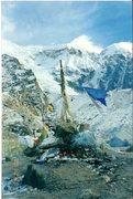 Rock Climbing Photo: Dud Pokhari (Milk Lake).