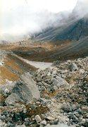 Rock Climbing Photo: Returning from Guicha La to Samiti Pokhari, Sikkim...