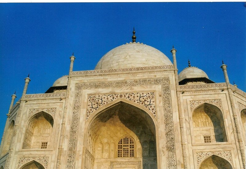 Rock Climbing Photo: The Taj Mahal.