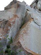Rock Climbing Photo: The climb...