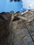 Rock Climbing Photo: Driller Instinct.
