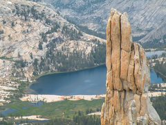 Rock Climbing Photo: Such a great view from the summit