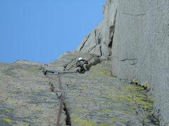 Rock Climbing Photo: nice