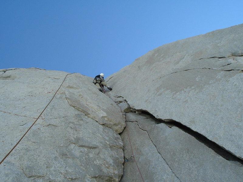 Rock Climbing Photo: sweet