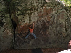 Rock Climbing Photo: dixon springs illinois