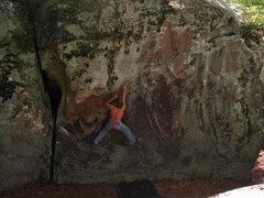 Rock Climbing Photo: dixon springs illinois