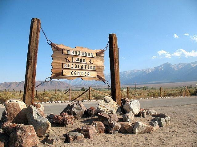 Manzanar, Lone Pine Area