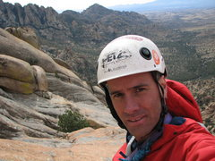Rock Climbing Photo: On Square Top Dome