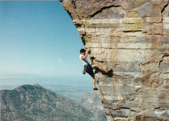 Rock Climbing Photo: This things a classic!