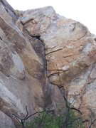 Rock Climbing Photo: Stellar Crack