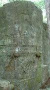 Rock Climbing Photo: press it out direct