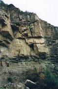 Rock Climbing Photo: Wild route!