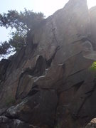Rock Climbing Photo: Such a great line!