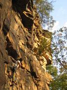 Rock Climbing Photo: leda