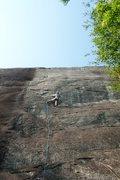 "Rock Climbing Photo: Another shot of ""Reckless Criminal"""