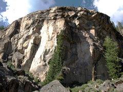 Rock Climbing Photo: Grotto Wall.