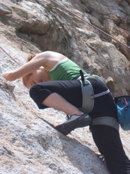 Rock Climbing Photo: At the Outcroppings