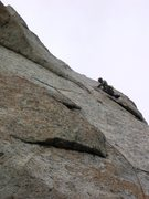 Rock Climbing Photo: Not the greatest pic... But here is Boissal crushi...